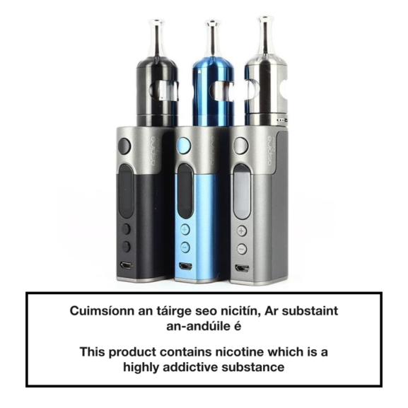 Aspire Zelos 2.0 Kit - Featured Image