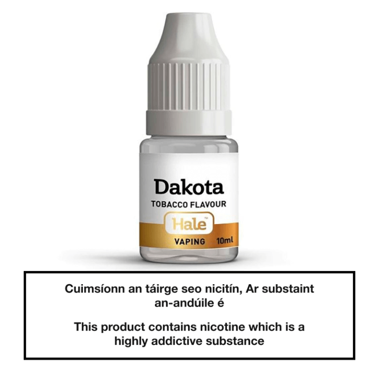 Hale Dakota E-Liquid 10ml