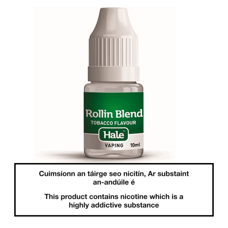 Hale Rolling Blend E-Liquid 10ml