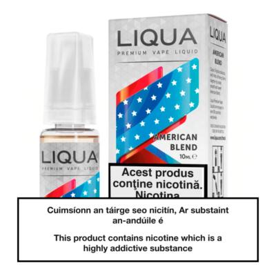 Liqua American Blend 10ml