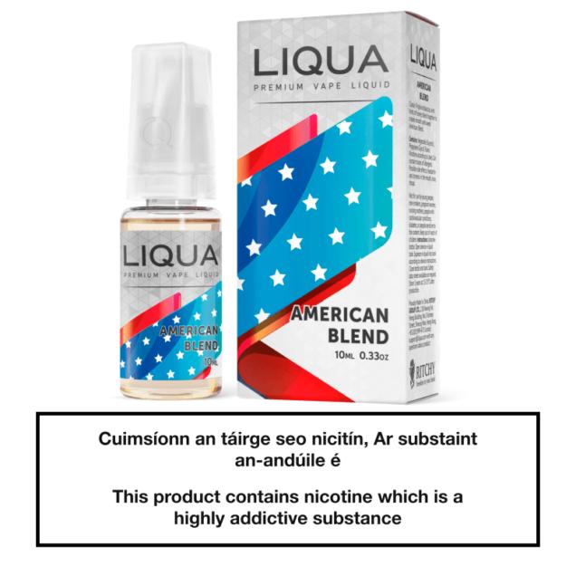Liqua Elements American Blend 10ml