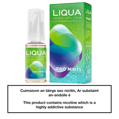 Liqua Two Mints 10ml