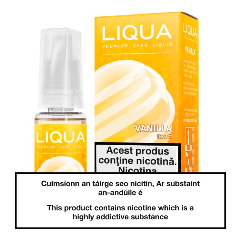 Liqua Vanilla 10ml
