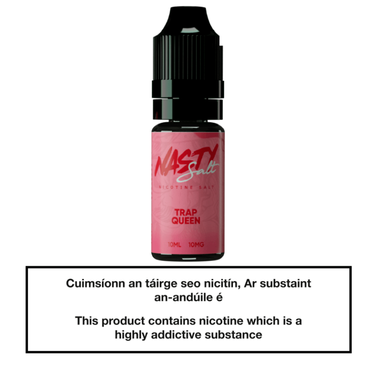 Nasty Salt Trap Queen 10ml