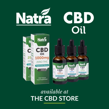 Natra CBD Oil