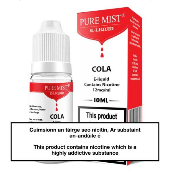 Pure Mist Cola 10ml