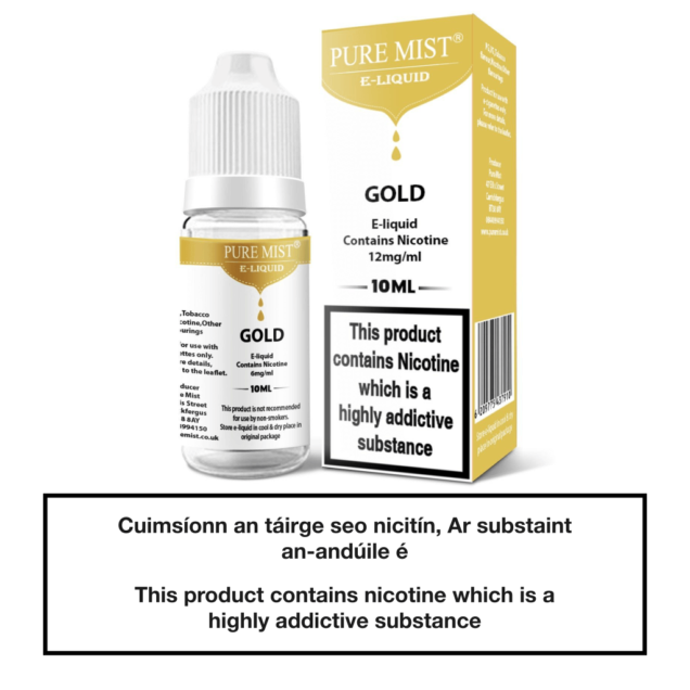 Pure Mist Gold 10ml