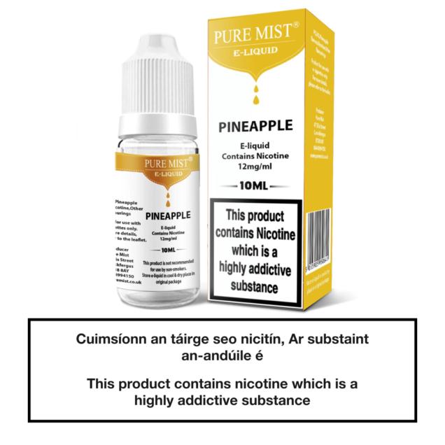 Pure Mist Pineapple 10ml