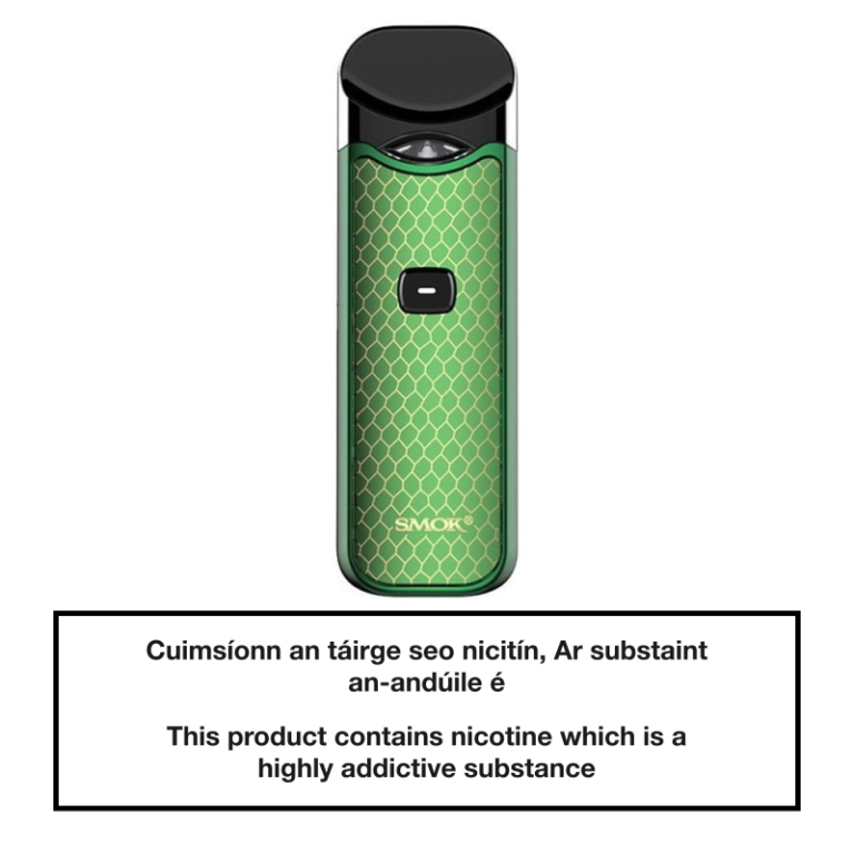 Smok Nord - Bottle Green