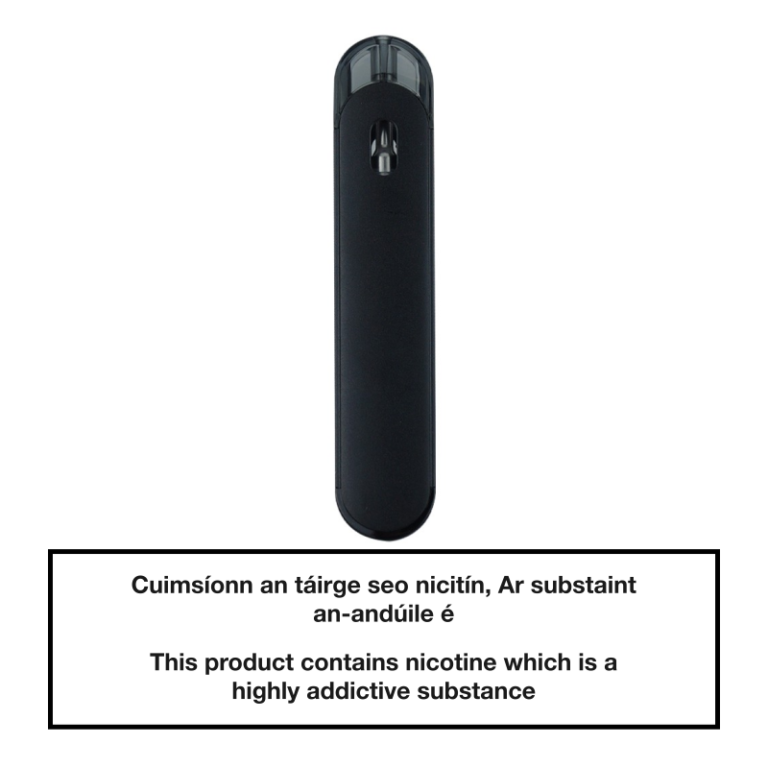 TECC P360 Vape Pod Kit - Black