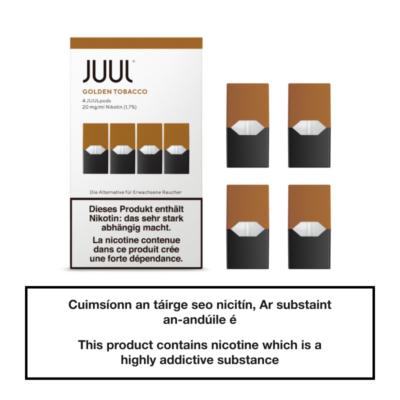 JULL Golden Tobacco Pod Image 2
