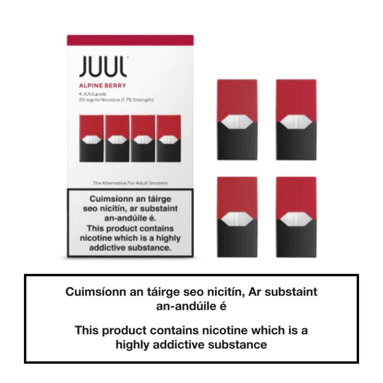 JUUL Alpine Berry Pod Image 2