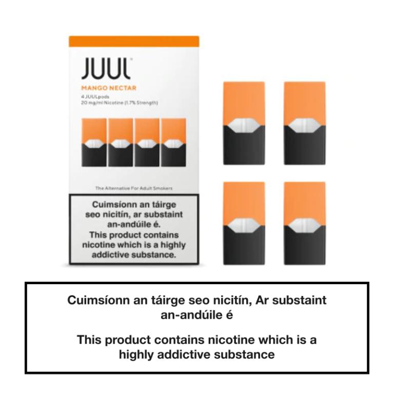 JUUL Mango Nectar Pod Image 2