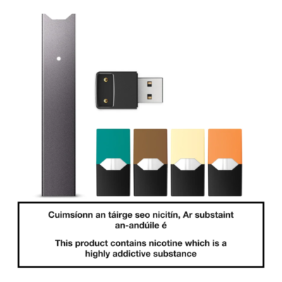 JUUL Starter Kit - In The Package
