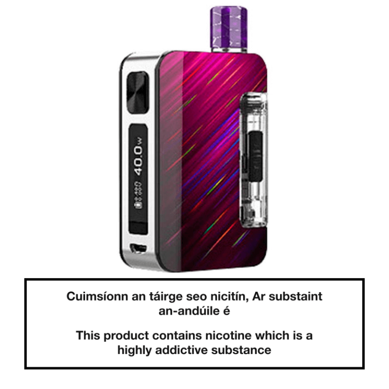 Joyetech EXCEED Grip Pro - Purple Star Trail