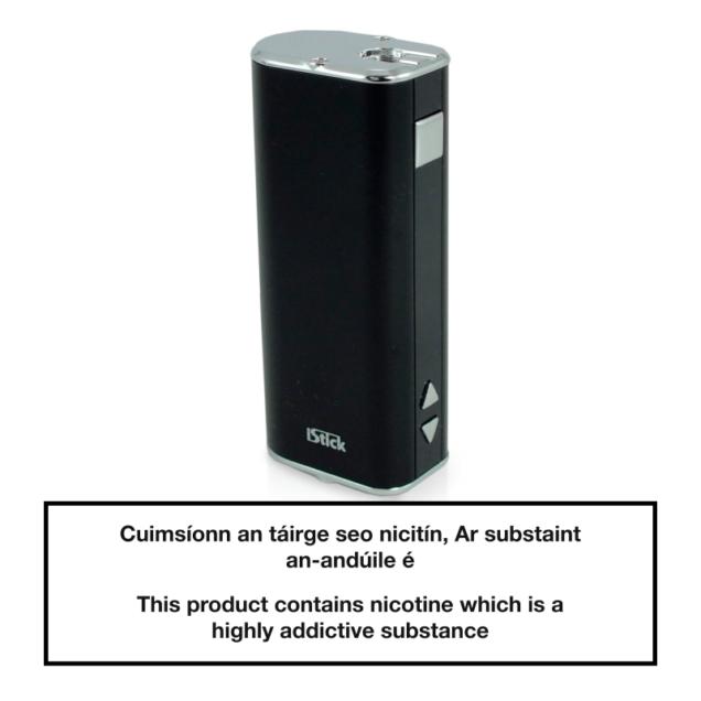 Eleaf iStick 20W Box Mod - Black
