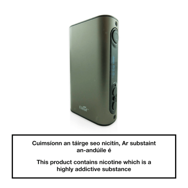 Eleaf iPower TC 80W Box Mod - Grey