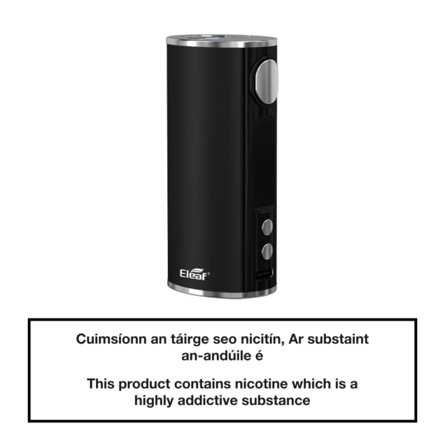 Eleaf iStick T80 3000mAh Battery Mod - Black
