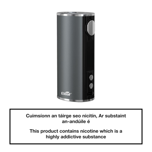 Eleaf iStick T80 3000mAh Battery Mod - Grey