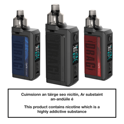 VooPoo Drag Max Vape Kit