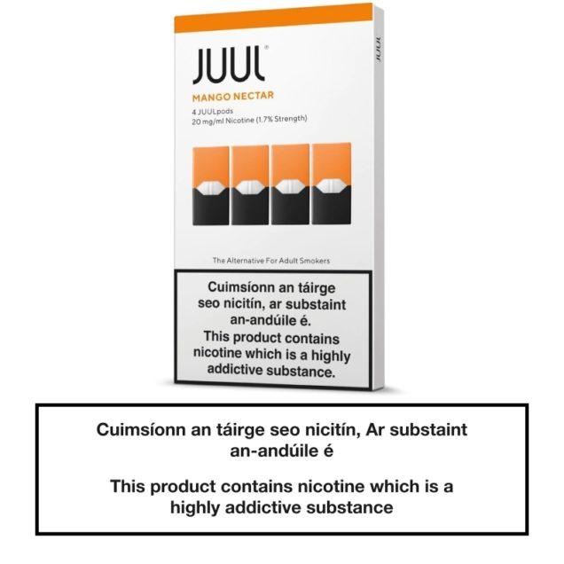 JUUL Pods Mango Nectar x4