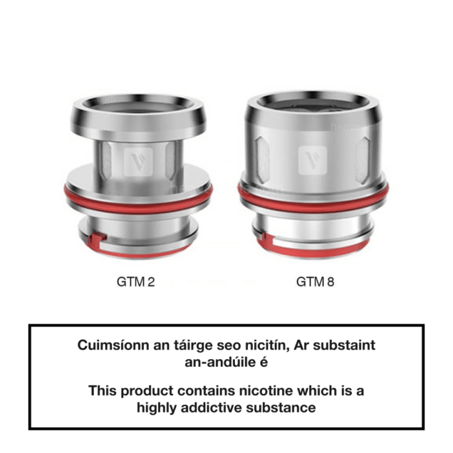 Vaporesso GTM Replacement Coils