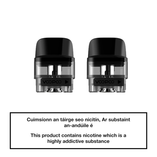 VooPoo Vinci Air 2ml Replacement Pod (Pack of 2)