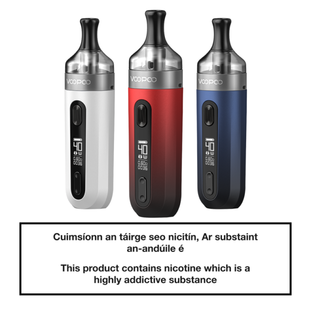 Voopoo V.SUIT Pod Vape Kit